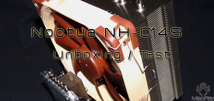 [UNBOXING/TEST] Noctua NH-C14S