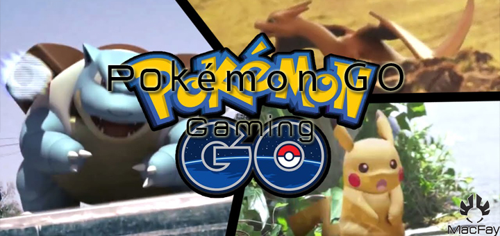 [TEST GAMING] Pokémon GO
