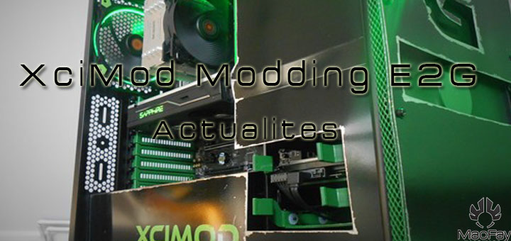 [MODDING] XciMod for E2G