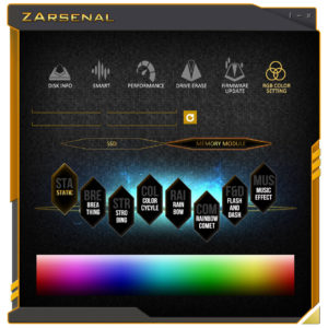 Zadak511 Shield RGB