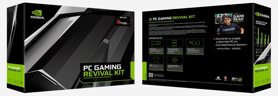 Gaming Revival Kit