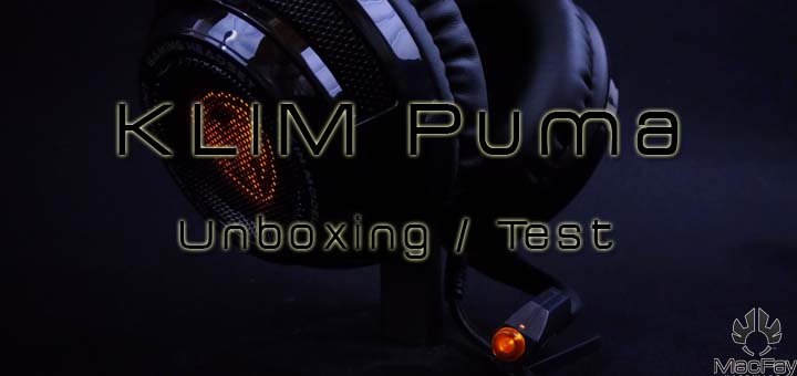 [UNBOXING/TEST] KLIM Puma
