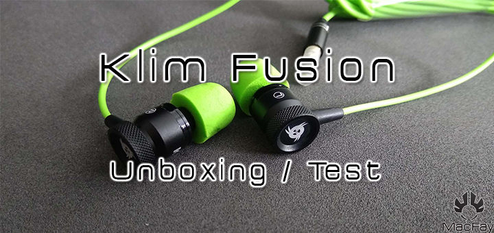 [UNBOXING/TEST] Klim Fusion
