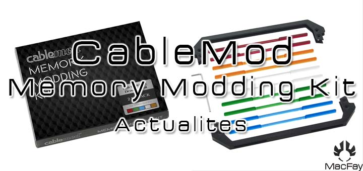 CableMod Memory Modding Kit