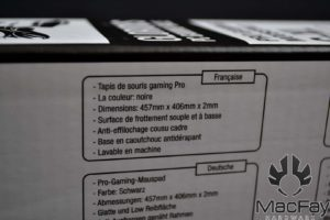 Tapis de souris Glorious PC Gaming Race