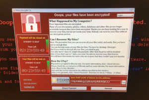 cryptolocker Wannacry