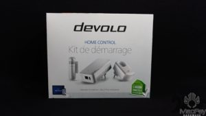 devolo kit domotique home control