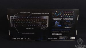 clavier the g-lab gaming keys meca