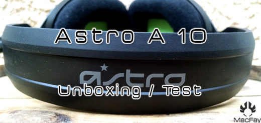Test Astro A10