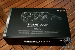 Test Bequiet Silent Loop 360