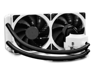 Captain 240 EX RGB white deepcool