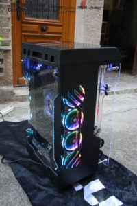 Thermaltake Casemod 2017 Season 1 elladan creative mods