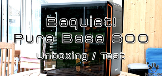 Test Bequiet Pure Base 600