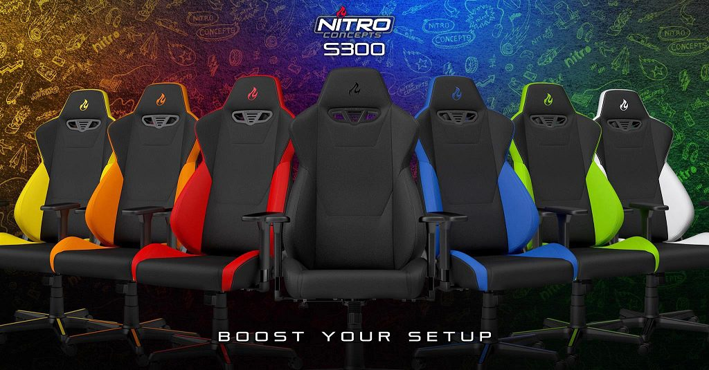 Caseking nitro concepts s300