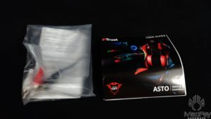 Trust Gaming ASTO GXT 618
