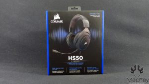 Corsair HS50 xbox ps4 pc gaming