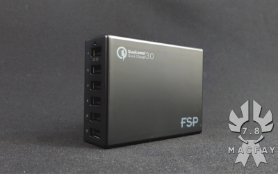 [UNBOXING/TEST] FSP Amport 62