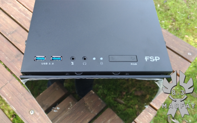 [UNBOXING/TEST] FSP CMT510