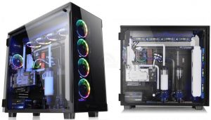 Thermaltake View 91 Tempered Glass RGB Edition Super -Tower