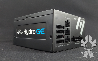 [UNBOXING/TEST] FSP Hydro GE 650w