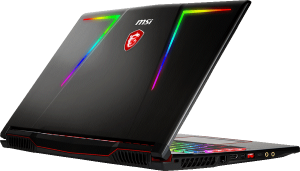 laptop msi gaming GE Raider