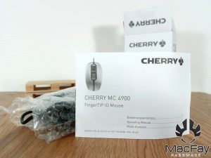 Test Cherry MC 4900