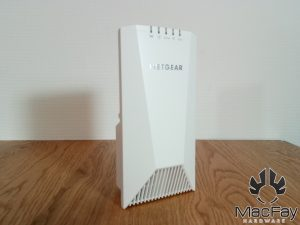 Test Netgear Nighthawk X4S