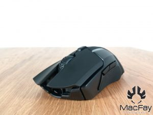 Test SteelSeries Rival 600