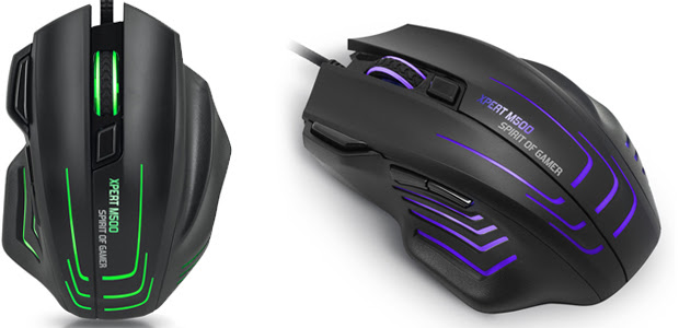 XPERT-M500, la nouvelle souris de Spirit Of Gamer