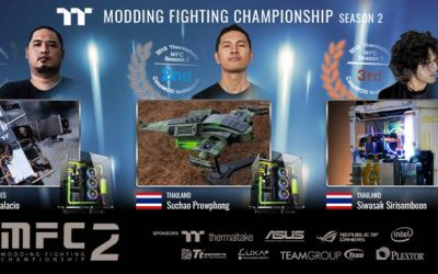 [RÉSULTATS] Thermaltake Modding Fighting Championship (MFC) Season 2