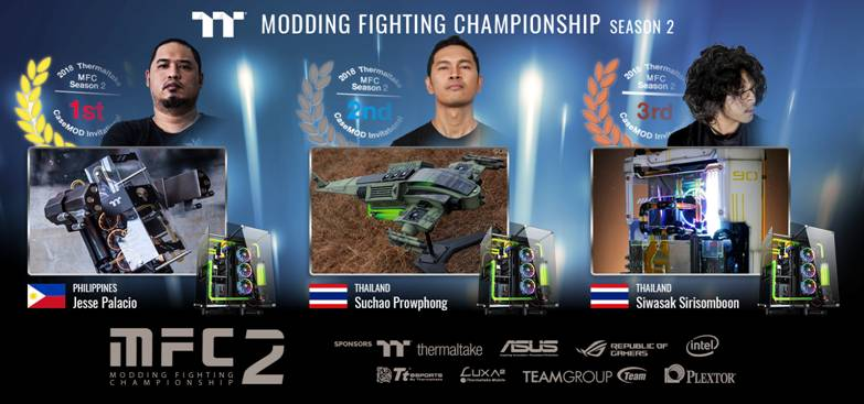 Thermaltake Modding Fighting Championship (MFC) Season 2