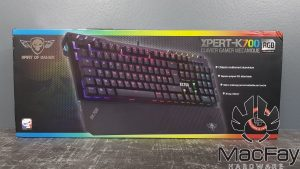 Spirit Of Gamer Xpert-K700