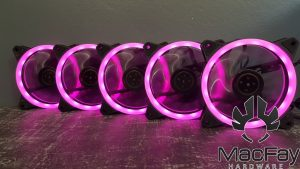 upHere Double-Ring RGB