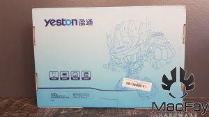Yeston RX550 4go