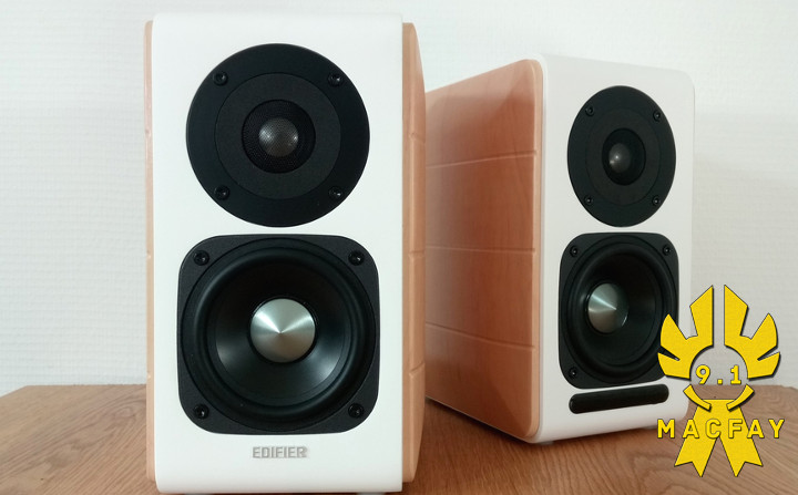 [UNBOXING/TEST] Edifier S880DB