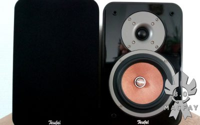 [UNBOXING/TEST] Teufel Ultima 20 MK 2