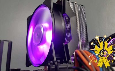 [UNBOXING/TEST] Cooler Master MasterAir MA410P