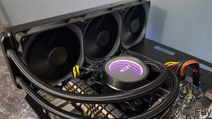 NZXT Kraken X72 watercooling aio 360mm
