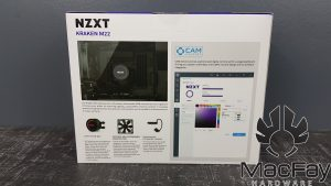 NZXT M22 watercooling 120mm RGB