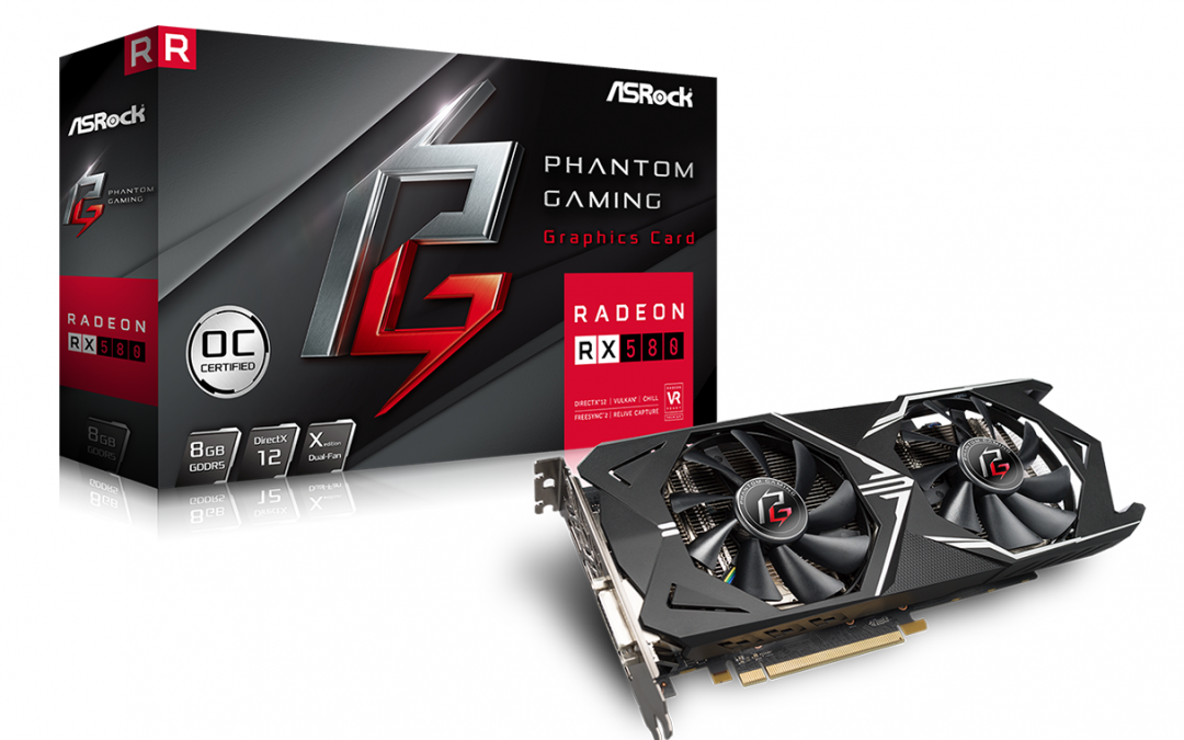 ASRock Radeon RX 580 Phantom Gaming X, enfin un test !
