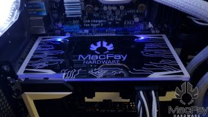 Backplate MadModding modding made in france