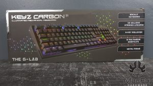 The G-Lab Keys Carbon²