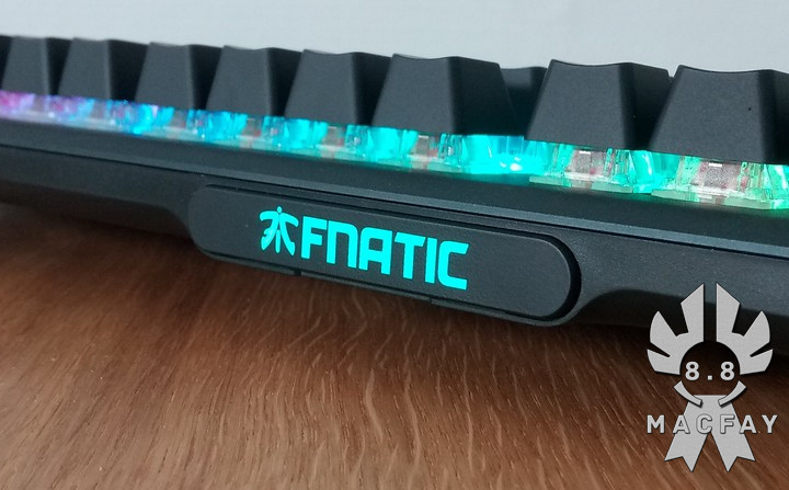 [UNBOXING/TEST] Fnatic Streak
