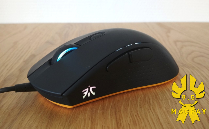 [UNBOXING/TEST] Fnatic Flick 2