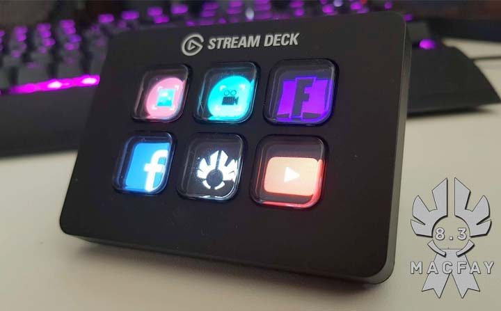 [UNBOXING/TEST] Elgato Stream Deck Mini