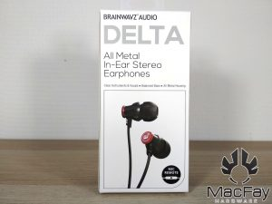 Test Brainwavz Delta