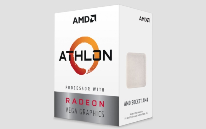 Un nouvel AMD Athlon ?