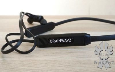 [UNBOXING/TEST] Brainwavz BLU-300