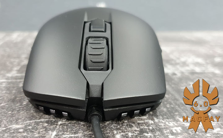 [UNBOXING/TEST] Souris gaming Aorus M2