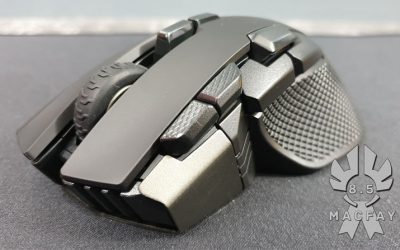 [UNBOXING/TEST] Corsair Ironclaw RGB Wireless / MM350 « Champion Series »